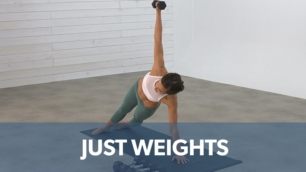 Just Weights