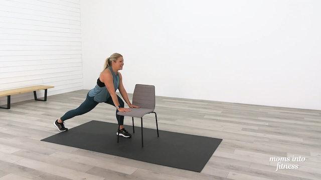 Stretch Day 10: Chair