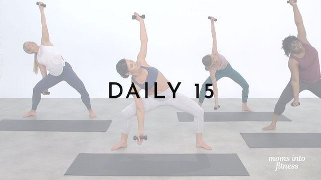 Daily 15 ... COMING JANUARY 24th!