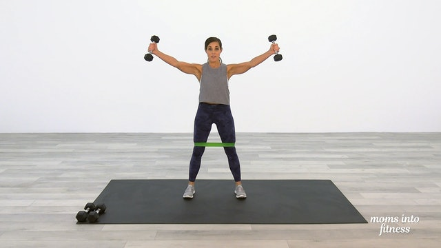 Pregnancy Full Body Dumbbells