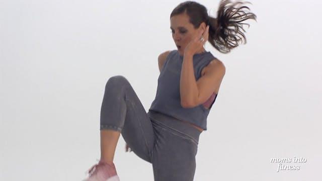 Pregnancy Dance & Kick