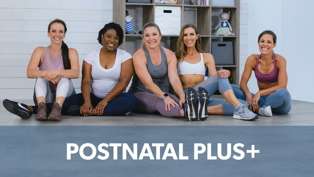 Postnatal Plus+: Watch First