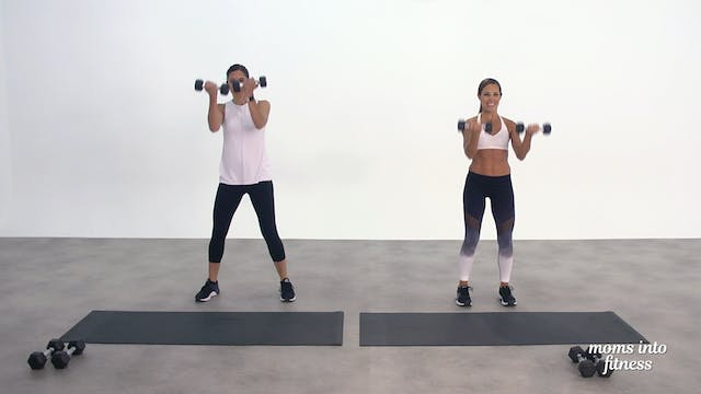 Full Body Circuit