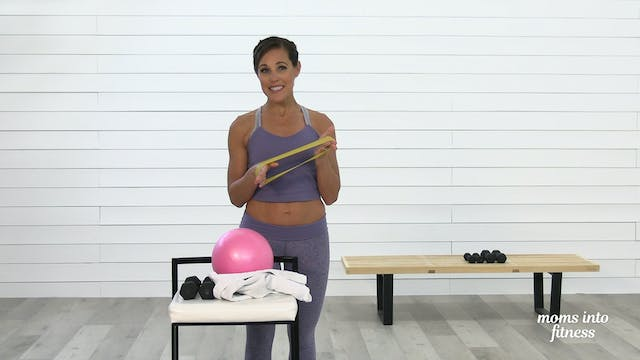 Barre Sport 2: Equipment Needs