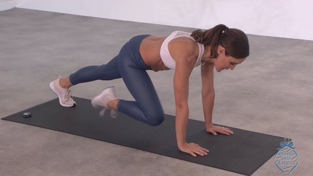 Holiday HIIT Cardio Core