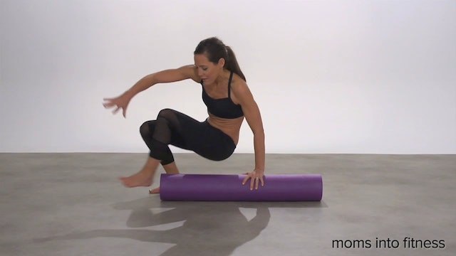 Foam Roller: Core & Flexibility