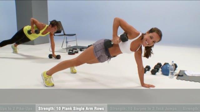 Fierce Total Body Strength