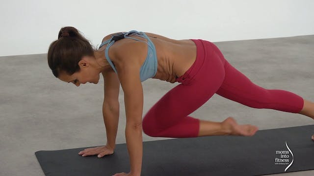 June 14: Daily 15 Boot Camp Buns and Abs