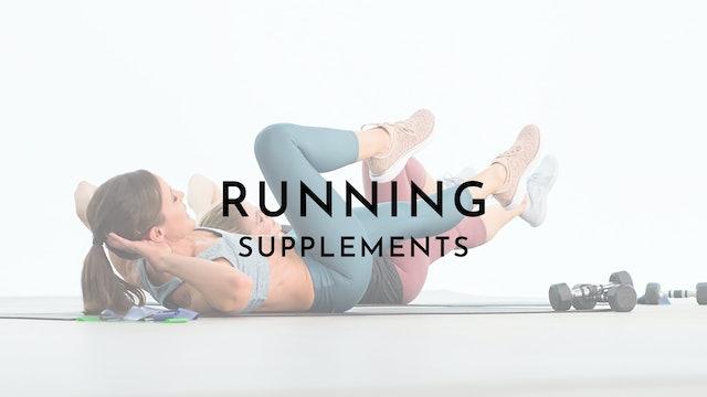 Running Supplements: Watch First