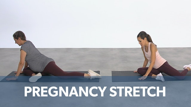 Pregnancy Stretch