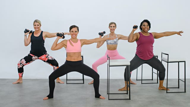 Classic Total Body Barre 1: modified ...