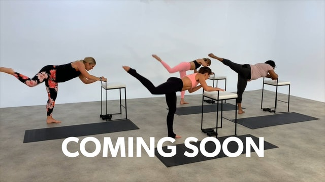 Barre Sport: COMING 4.19.20