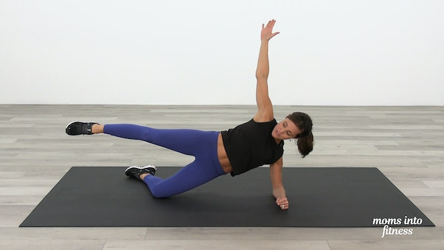 Abs & Glutes for Runners