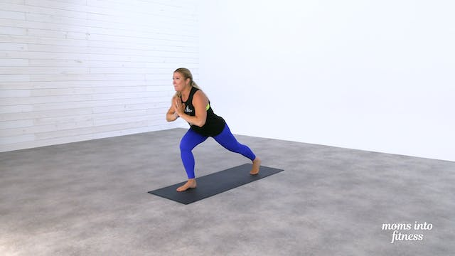 Pregnancy Yoga HIIT