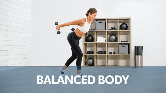 Balanced Body: NEW