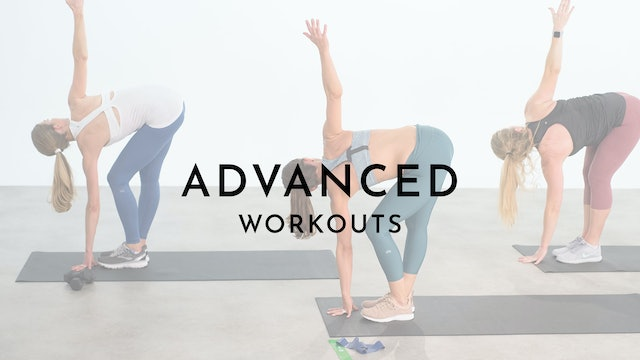Advanced Workouts