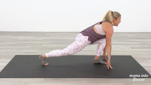 Stretch Day 30: Yoga Flow Lunges