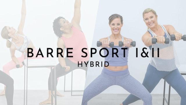 Barre Sport Hybrid: Equipment Needs