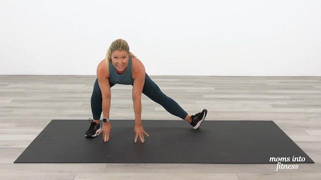 Stretch Day 7: Inner Thighs