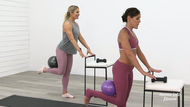 Pregnancy Full Body Classic Barre
