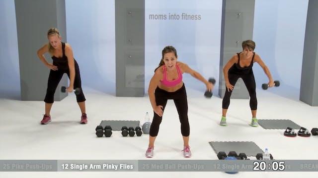 Fierce Upper Body Strength