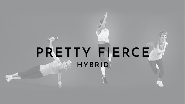 Pretty Fierce Hybrid: Watch First
