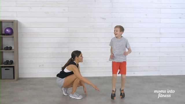 Kids Workout: Gimme Endorphins