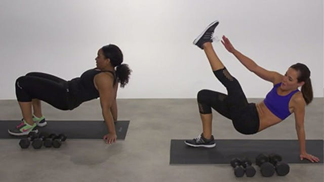 Arms & Abs HIIT