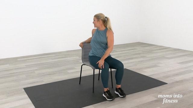 Stretch Day 9: Chair I