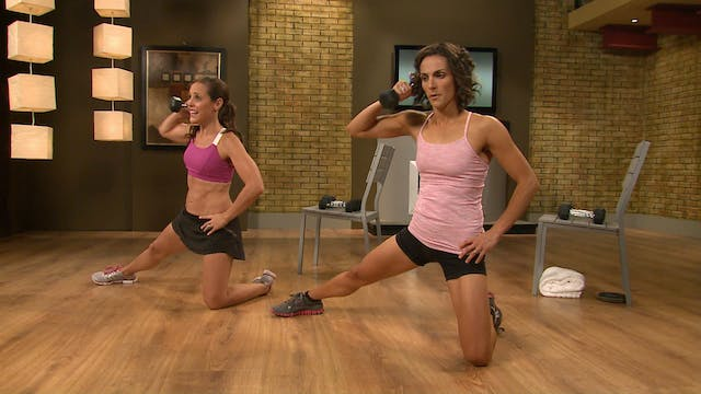Fierce Muscle Splits: Chest, Back & S...