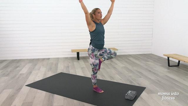 Yoga Sun Salutations & Balance Poses