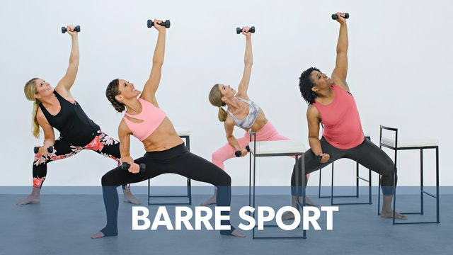 Watch First: Barre Sport