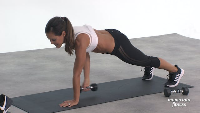Full Body Core Circuit
