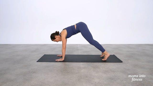 "Pregnancy ""yoga"""