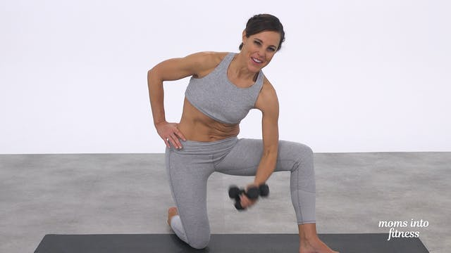 Pregnancy Express Upper Body Dumbbells