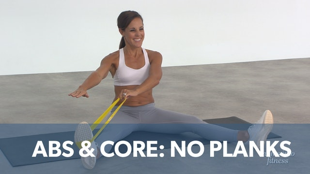 Abs + Core: no planks