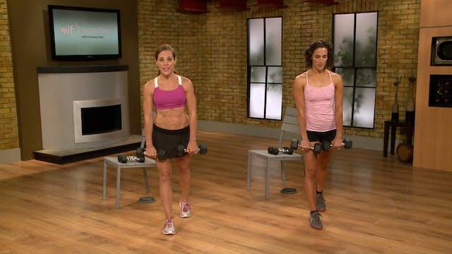 Fierce Muscle Splits: Quads & Hams