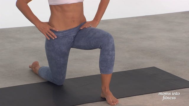 Stretch: Happy Hips