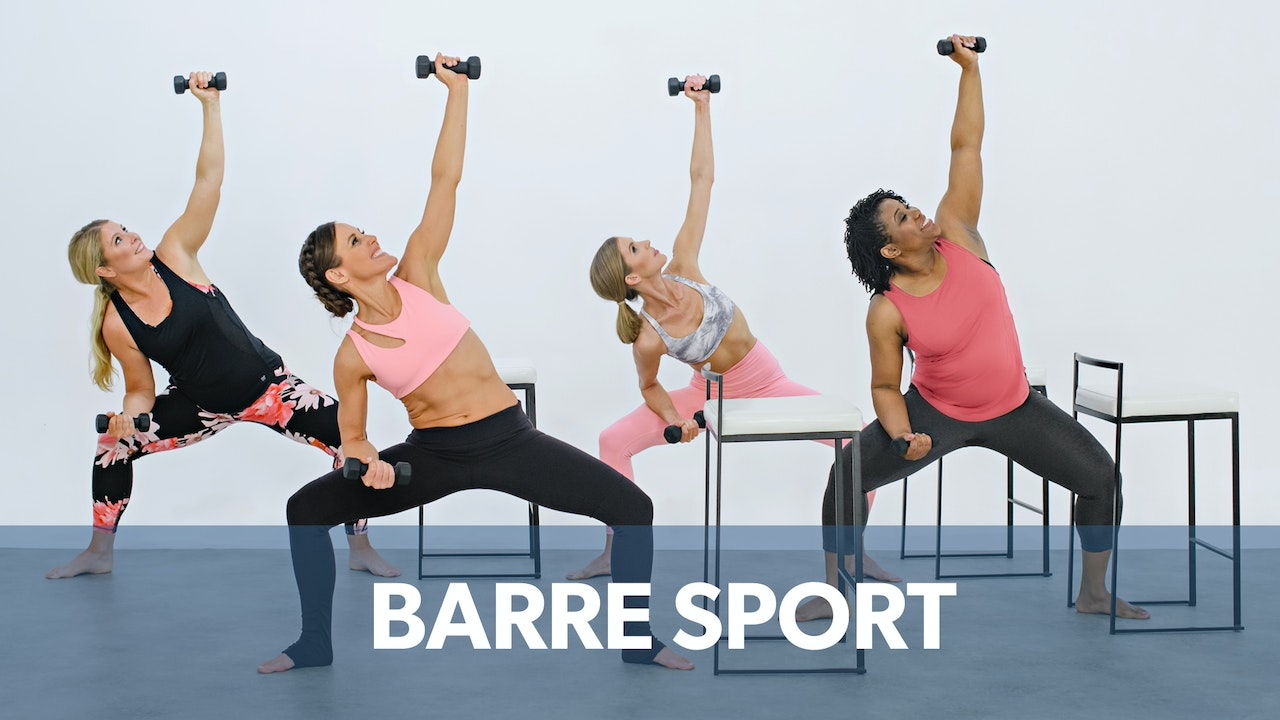 Barre Sport: coming soon!