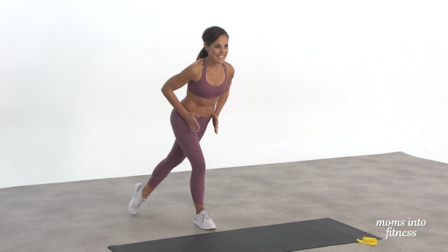 Pregnancy Approved Runners Workout: Full Body