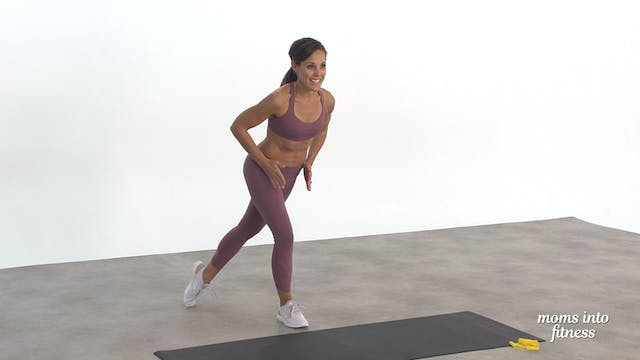 Pregnancy Full Body for Runners