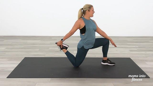 Stretch Day 6: Quadriceps