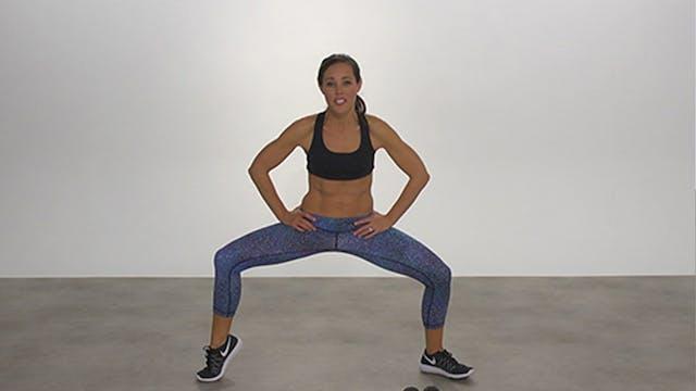 Buns, Legs & Back