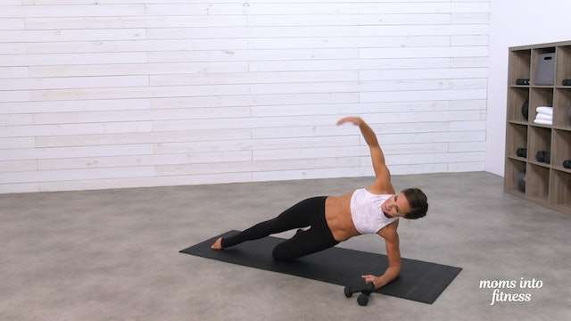 Barre Arms & Abs