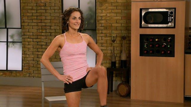 Fierce Muscle Splits: Warm Up