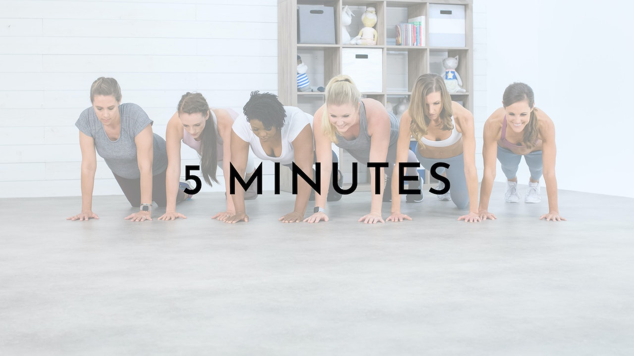 5 Minute Workouts