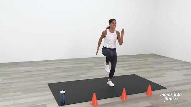 HIIT & Sweaty Cardio (advanced)