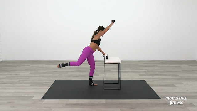 July 15: Daily 15 Barre Buns & Abs