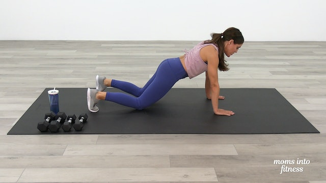 Pregnancy Upper Body Dumbbells