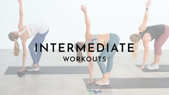 Intermediate Workouts